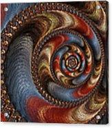 Ancient Circularis Acrylic Print