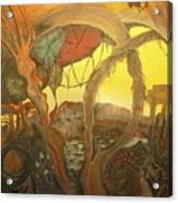 Ancient Dawn Of New Kings Acrylic Print