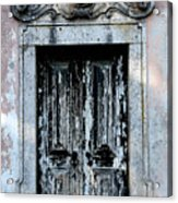 Ancient Door 3 Acrylic Print