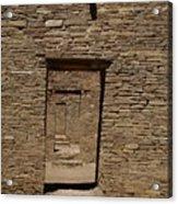 Ancient Doorways 2 Acrylic Print
