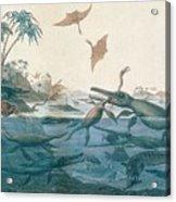 Ancient Dorset Acrylic Print