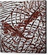 Ancient Dreams - Tile Acrylic Print