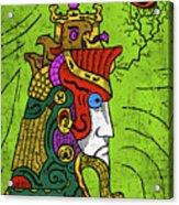 Ancient Egypt Pharaoh Acrylic Print