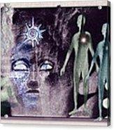 Ancient  Gods Acrylic Print