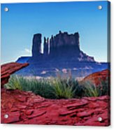 Ancient Monoliths Acrylic Print