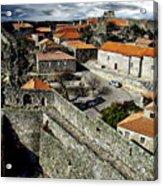 Ancient Portuguese Cities Acrylic Print