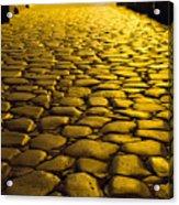 Ancient Roadway Acrylic Print