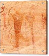 Ancient Rock Art 2 Acrylic Print