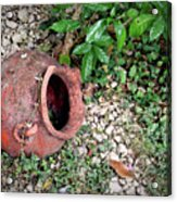 Ancient Urn 1 Acrylic Print
