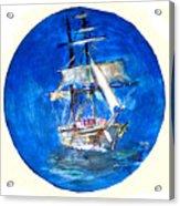 Ancient Vessel Acrylic Print