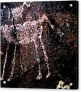 Ancient Zoo - Prehistoric Acrylic Print