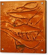 Ancients Live - Tile Acrylic Print