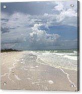 Anclote Key Beach Acrylic Print