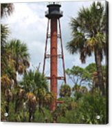 Anclote Key Lighthouse Acrylic Print