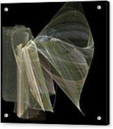 And The Angel Spoke..... Acrylic Print