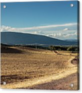 Andalusian Landscape. Ronda Acrylic Print