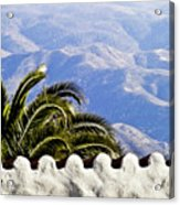 Andalusian View Acrylic Print
