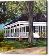 Andermann Home C.1860 Acrylic Print by Betsy Doody