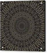 Andoluvium Metal Mandala Acrylic Print