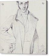 Andre-benoit Barreau, Dit Taurel Acrylic Print