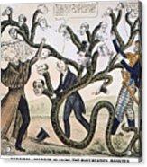 Andrew Jackson (1828) Acrylic Print