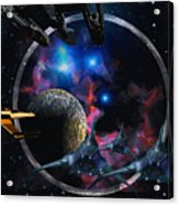 Andromeda Beckons Acrylic Print