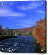 Androscoggin River Headwaters Acrylic Print
