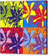 Andy's Lillies Acrylic Print