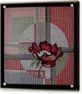 Anemonie Acrylic Print
