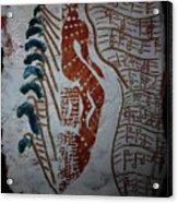 Angel 3 Acrylic Print