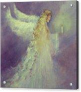Angel Bright Acrylic Print
