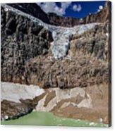 Angel Glacier Jasper 2 Acrylic Print