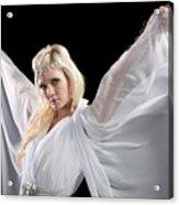 Angel Goddess Acrylic Print