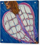 Angel II Acrylic Print