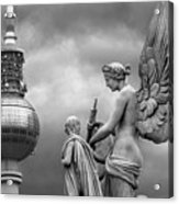 Angel In Berlin Acrylic Print