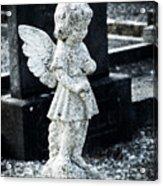 Angel In Roscommon No 3 Acrylic Print