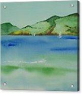 Angel Island Unplugged Acrylic Print