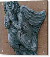 Angel Acrylic Print