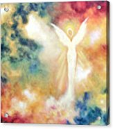 Angel Light Acrylic Print