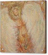 Angel Loves You  Acrylic Print