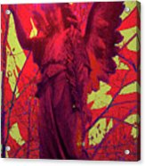 Angel Of Blesss No. 05 Acrylic Print by Ramon Labusch
