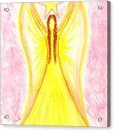 Angel Of Confidence Acrylic Print