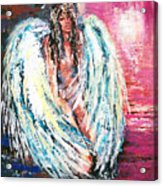 Angel Of Dreams Acrylic Print