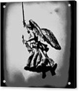 Angel Of Gettysburg Acrylic Print