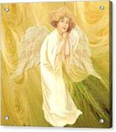 Angel Of Grace Acrylic Print