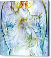 Angel Of Love Acrylic Print