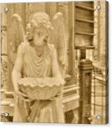 Angel Of Love Acrylic Print