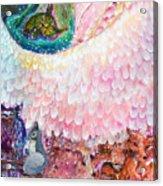 Angel Of Protection  Acrylic Print