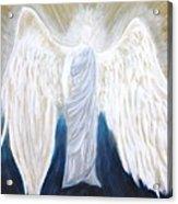Angel Of Salvation Acrylic Print