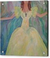 Angel Of Sunshine Acrylic Print